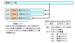 スパンド・レコードの構造